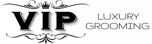 vip luxury grooming logo