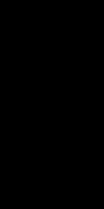 black and white woman silhouete