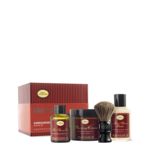 the art of shaving sandalwood kit