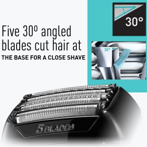 panasonic 30 degree blades