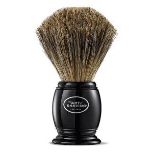 the art of shaving brush
