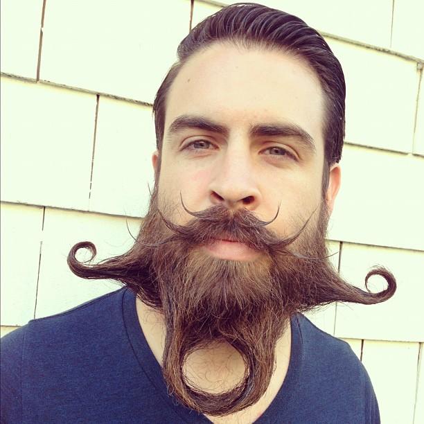 incredible mans beard