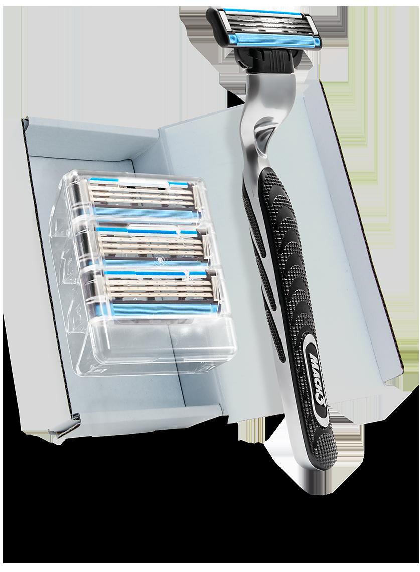 razor blade set