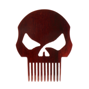 punisher beard comb